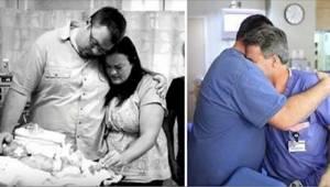 Dziecko zmarło od razu po urodzeniu. 10 miesięcy później cud doprowadził lekarza