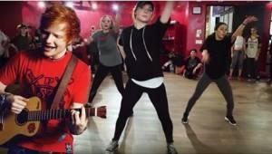To, jak młodzi tancerze zatańczyli do przeboju Eda Sheerana, zrobi na Was wrażen