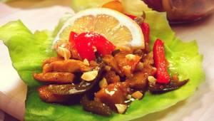 Ten kurczak z warzywami zachwyci Was orientalnym aromatem, a przygotujesz go w 1