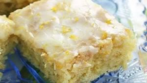 Dawno nie jadłam tak delikatnego i pysznego ciasta cytrynowego, a gdy powiedział