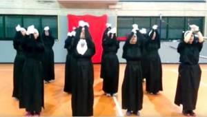 Gdy 12 zakonnic zaczęło swój występ, nikt nie spodziewał się TAKIEGO finału!