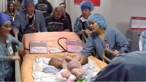 Żaden z obecnych na sali operacyjnej 75 specjalistów nie był w stanie powstrzyma