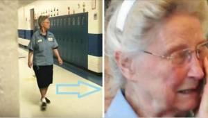 Dyrektorka zdradziła sekret 77-letniej woźnej i zmusiła ją do stawienia się na s