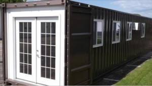 Dom o powierzchni 29 metrów kwadratowych już można kupić przez Internet. Zobacz