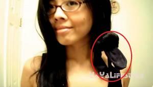 Gdy owinęła włosy wokół skarpetki, myślałam, że zwariowała, ale teraz sama tak r