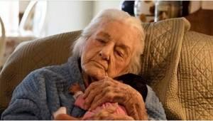 92-latka powiedziała lekarzowi, że musi jeszcze trochę pożyć pomimo choroby. Pow