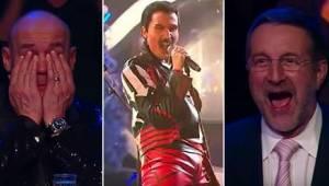 Gdyby Freddie wciąż żył, pewnie właśnie tak by wyglądał... Co za występ!