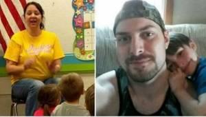 4-letni chłopiec zdradza sekret swojego taty w przedszkolu - wtedy nauczycielka