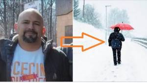 Mężczyzna podwiózł nastolatka w czasie śnieżnej zamieci. Nawet nie przypuszczał,
