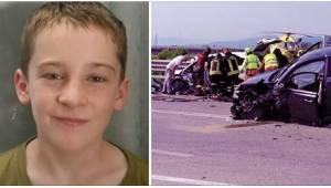 Lekarze nie dawali mu szans po strasznym wypadku. Wtedy jego rodzice musieli pod