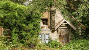Ten domek ma 500 lat, ale jego wnętrze nie wygląda tak, jakbyście sobie wyobraża