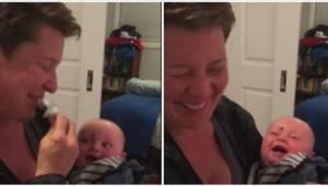 To dziecko ma najbardziej zaraźliwy śmiech, jaki będziecie mieć okazję dziś usły