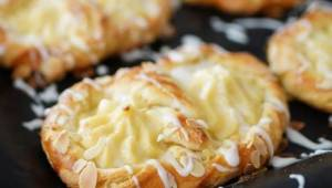 Nie sądziłam, że przygotowanie w domu ciasta francuskiego może być tak proste! T