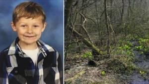 6-letni chłopiec zaginął w lesie. Gdy ratownicy go znaleźli zobaczyli kto leży o