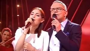 Robert Janowski zaśpiewał ze swoją córką! Sami oceńcie ten występ...