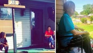 Kobieta spytała syna sąsiadów dlaczego odwiedza jej babcie 5 razy dziennie. Usły