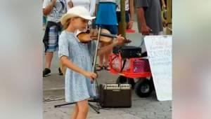 Dziewczynka gra Despacito na skrzypcach i już 100 milionów ludzi zakochało się w