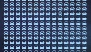 Większość ludzi nie jest w stanie znaleźć autobusu wśród samochodów, daj znać cz