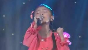 Ma dopiero 5 lat ale gdy zaczęła śpiewać wszyscy byli w szoku