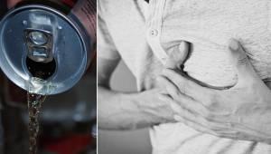 Ostrzeżenie kardiologa o śmiertelnym ryzyku związanym z napojami energetycznymi: