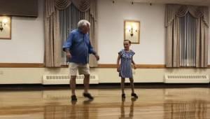 10-latka wystąpiła w duecie ze swoim 72-letnim dziadkiem. Zobaczcie tylko co wyp