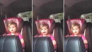 3-letnia dziewczynka śpiewa Bohemian Rhapsody grupy Queen. I jest to najbardziej