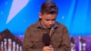 Chłopiec z autyzmem zachwycił publiczność swoim wykonaniem utworu Michaela Jacks