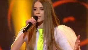 13-letnia Roksana Węgiel wygrała Konkurs Piosenki Eurowizji dla Dzieci! Co za ta
