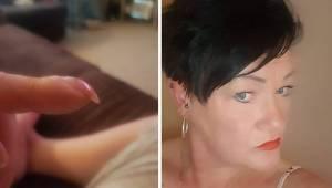 Kobieta zamieściła na Facebooku zdjęcie swojego paznokcia, jeden z komentarzy na