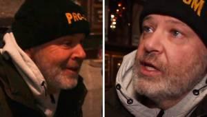 W każdy piątek mężczyzna idzie na ulice Dublinu by leczyć zęby bezdomnych. Cudow