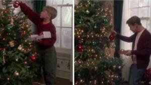 Genialna reklama świąteczna odtwarza sceny z kultowego filmu Kevin sam w domu. T