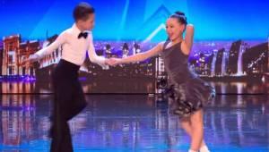 Mają dopiero 10 lat a swoim tańcem już zachwycili jurorów Mam Talent. Zobaczcie
