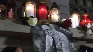 Tak mieszkańcy Gdańska złożyli wyjątkowy hołd zamordowanemu prezydentowi. Mam ci