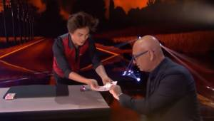 Magik poprosił jurora o wybranie losowej karty, to co z nią zrobił przechodzi ws