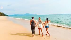 Naukowcy potwierdzają: kobiety powinny jeździć na wakacje ze swoimi przyjaciółka