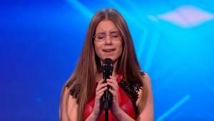 Gdy 14-latka weszła na scenę nikt nie spodziewał się, że jurorzy zareagują w TAK