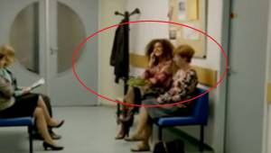 Odebrała telefon siedząc w poczekalni u lekarza, nie spodziewałem się tego co st