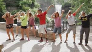 Ten taniec zachwycił już prawie 2 miliony internautów!